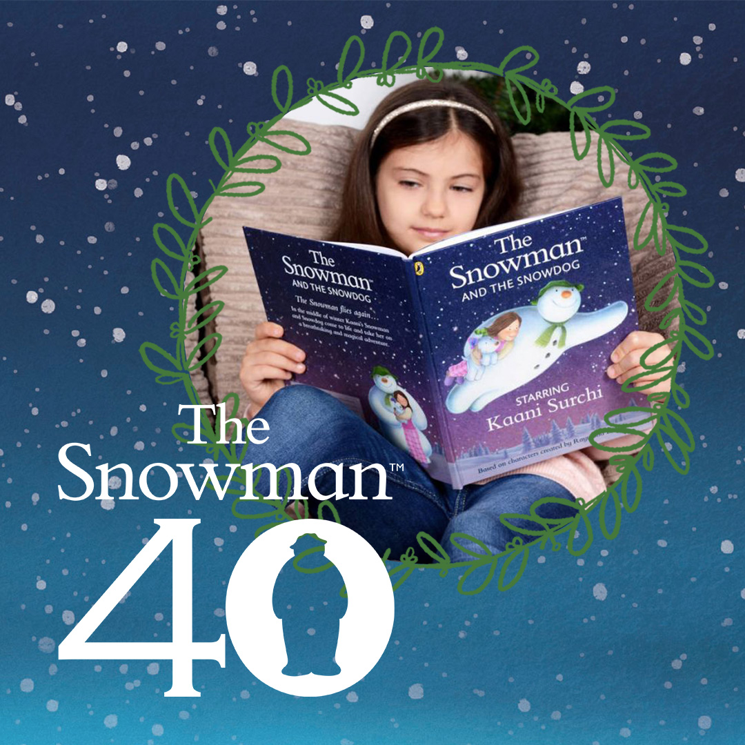 A special 40th anniversary surprise for The Snowman
