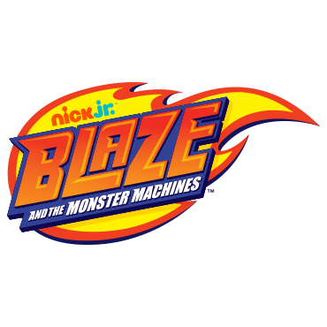 Blaze and the Monster Machines logo